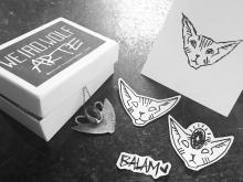 Balam Pendant